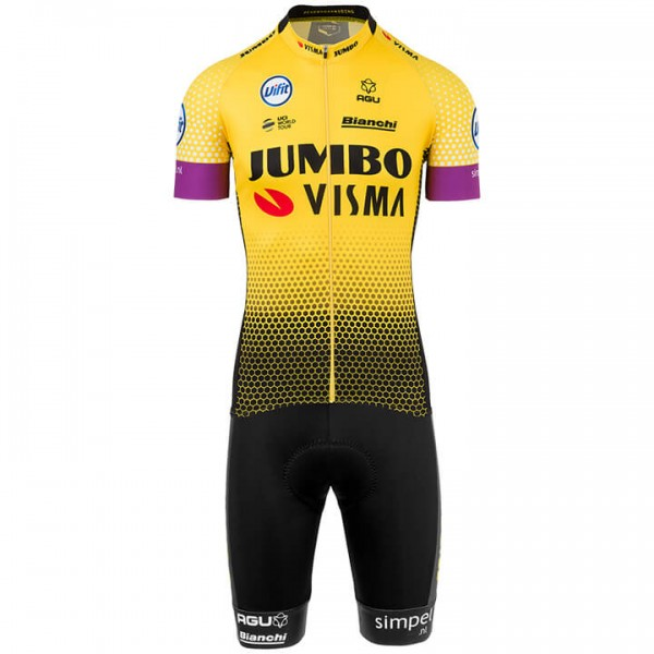 TEAM JUMBO-VISMA 2019 Children's Kit (2 pieces)