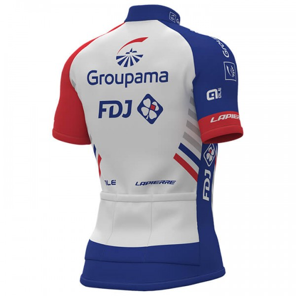 GROUPAMA-FDJ 2019 Short Sleeve Jersey