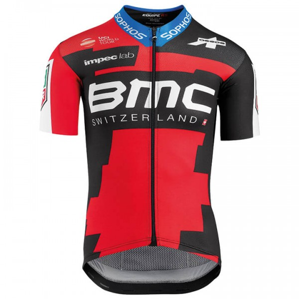 BMC RACING TEAM PRO 2018 Short Sleeve Jersey