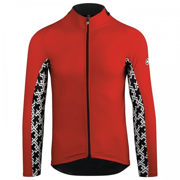 ASSOS Mille GT nationalRed Jersey Jacket red