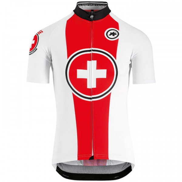 Swiss National Teams Short Sleeve Jersey 2019
