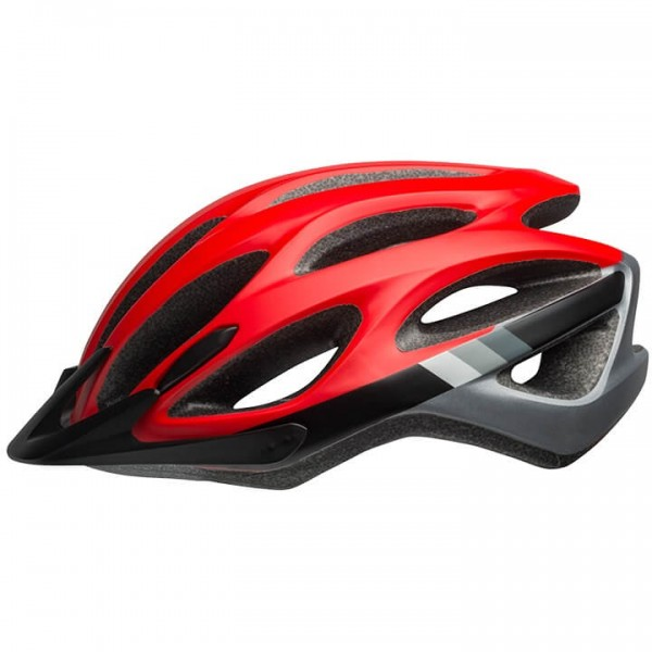 BELL Traverse 2019 Cycling Helmet black - red