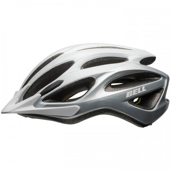 BELL Traverse 2019 Cycling Helmet white - silver