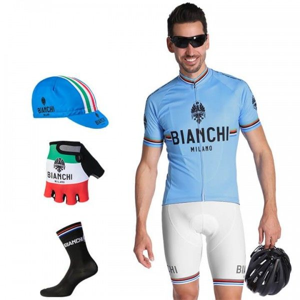 BIANCHI MILANO New Pride Maxi-Set (5 pieces)