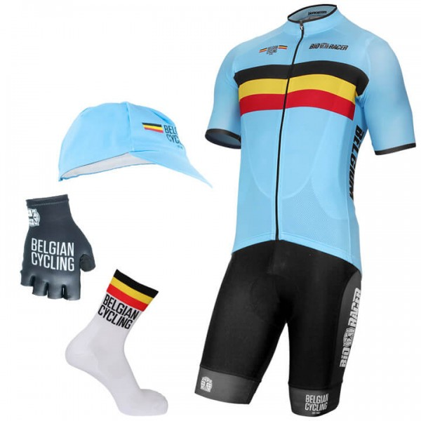 BELGIAN NATIONAL TEAM 2019 Maxi-Set (5 pieces)