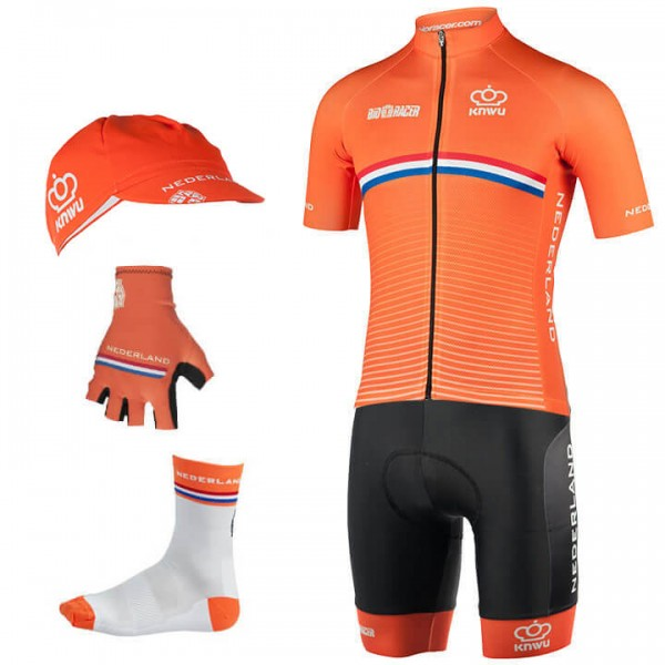 DUTCH NATIONAL TEAM 2019 Maxi-Set (5 pieces)