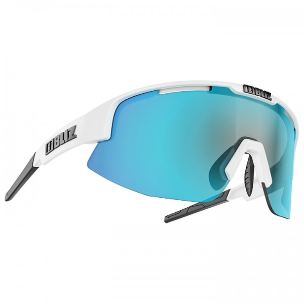 BLIZ Matrix 2019 Cycling Eyewear white