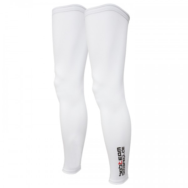 BOBTEAM Leg Warmers white