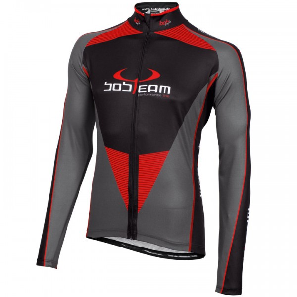 BOBTEAM PERFORMANCE LINE II Long Sleeve Jersey