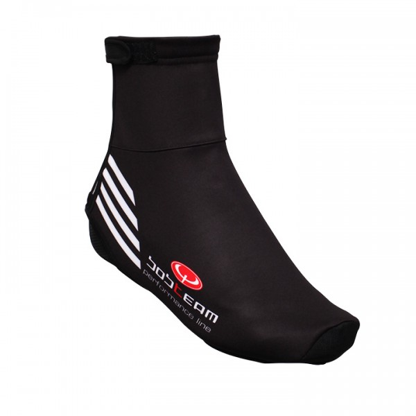 BOBTEAM PERFORMANCE LINE III Thermal Shoe Covers black-white