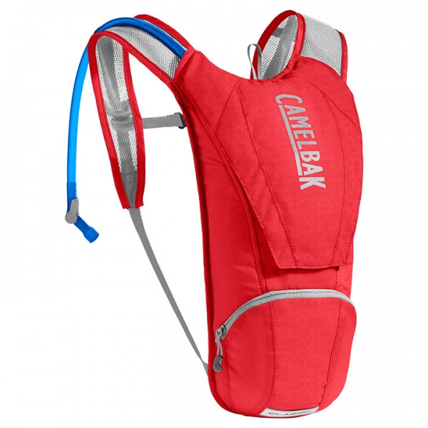 CAMELBAK Classic 2.5 l Hydration Pack silver - red