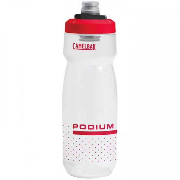 CAMELBAK Podium 710 ml Water Bottle white - red