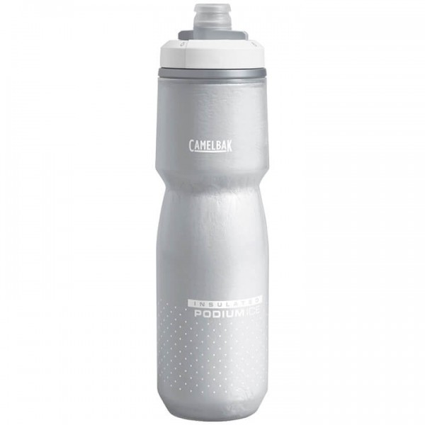 CAMELBAK Podium Ice 620 ml Thermal Water Bottle white