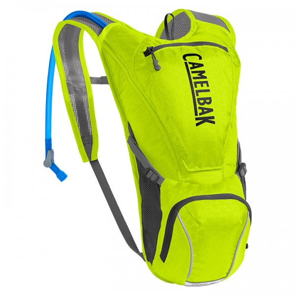 CAMELBAK Rogue 2.5 l Hydration Pack neon-green - silver