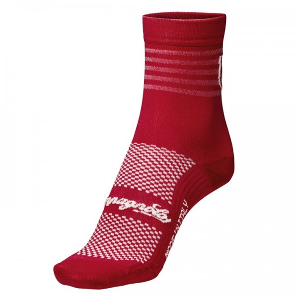 CAMPAGNOLO Litech Cycling Socks red