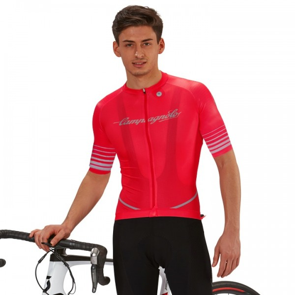 CAMPAGNOLO Platino Short Sleeve Jersey