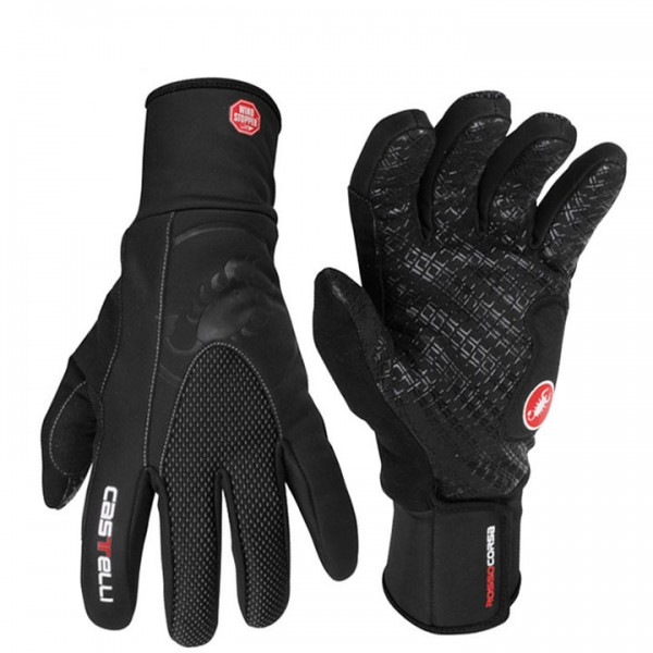 CASTELLI Estremo Winter Cycling Gloves black