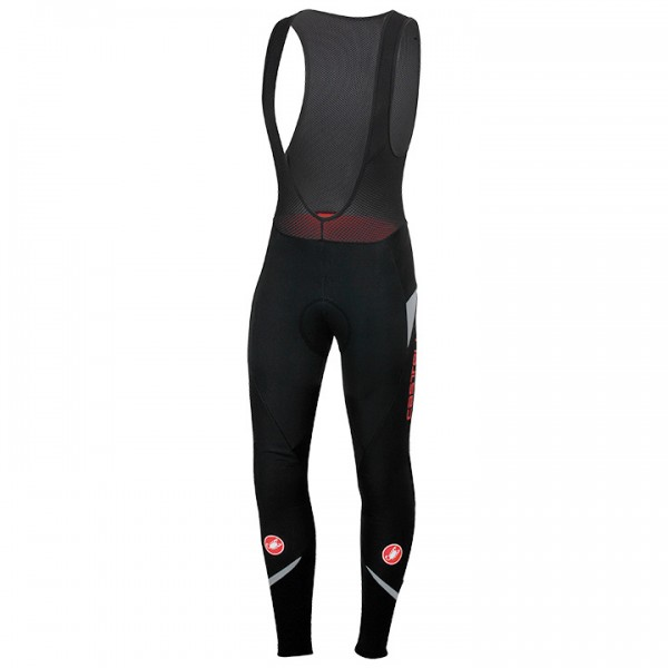 CASTELLI Polare Due Thermal Bib Tights black