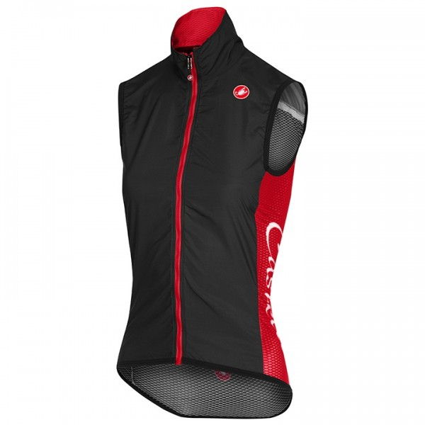 CASTELLI Pro Light Wind Vest black