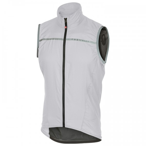 CASTELLI Superleggera Wind Vest white