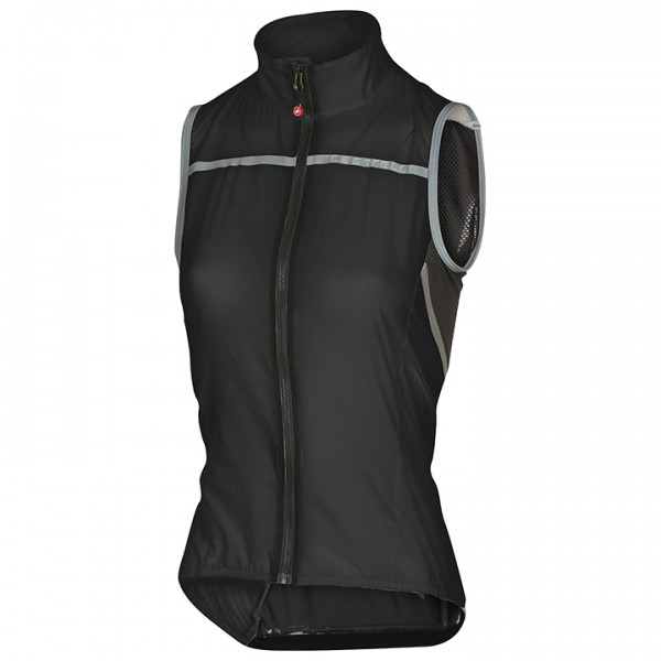 CASTELLI Superleggera Wind Vest black