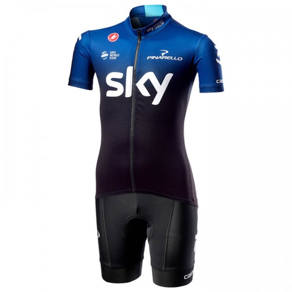 TEAM SKY 2019 Children's Kit (2 pieces)