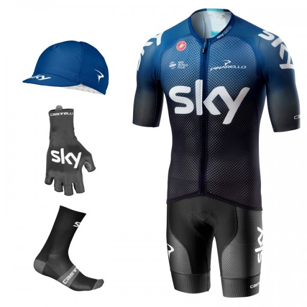 TEAM SKY Climber's 2019 Maxi-Set (5 pieces)