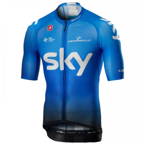 Team Sky Climber's Training 2019 Short Sleeve Jersey