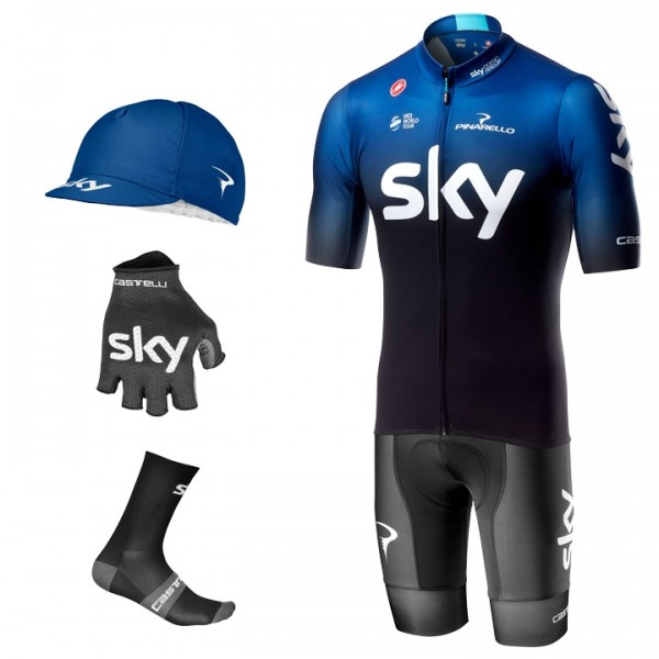 TEAM SKY Squadra 2019 Maxi-Set (5 pieces)