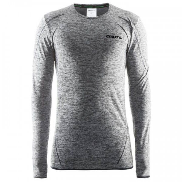 CRAFT Active Comfort Long Sleeve Base Layer, black black
