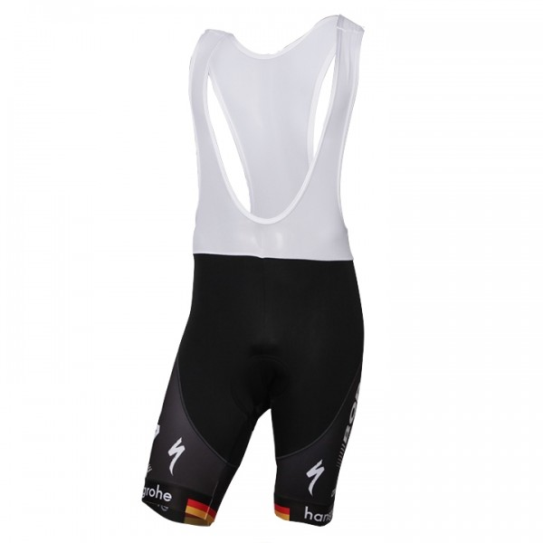 BORA-hansgrohe Bib Shorts German Champion 2017-2018