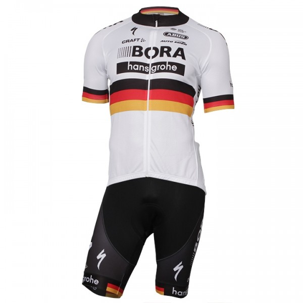 BORA-hansgrohe German Champion 2017-2018 Set (2 pieces)