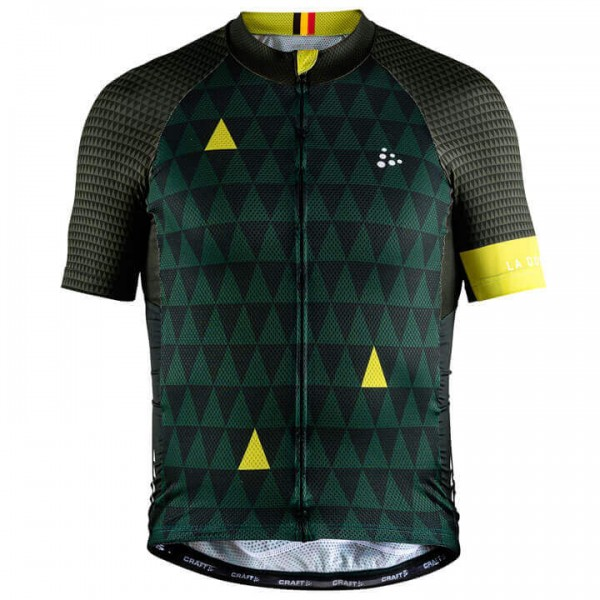 Craft MONUMENTS LBL La Doyenne 2018 Short Sleeve Jersey