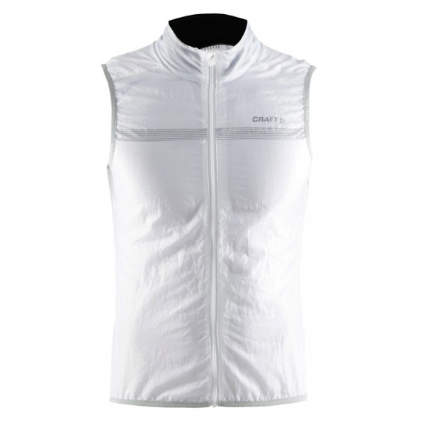 CRAFT Featherlight Wind Vest, white