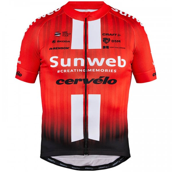 TEAM SUNWEB 2019 Short Sleeve Jersey