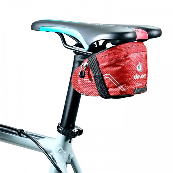 DEUTER Saddle Bag Bike Bag Race II red