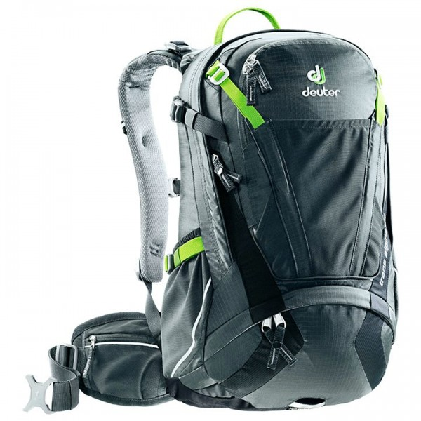 DEUTER Trans Alpine 24 2019 Backpack grey - black