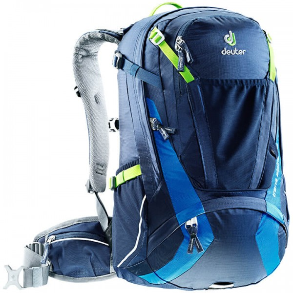 DEUTER Trans Alpine 30 2019 Cycling Backpack blue