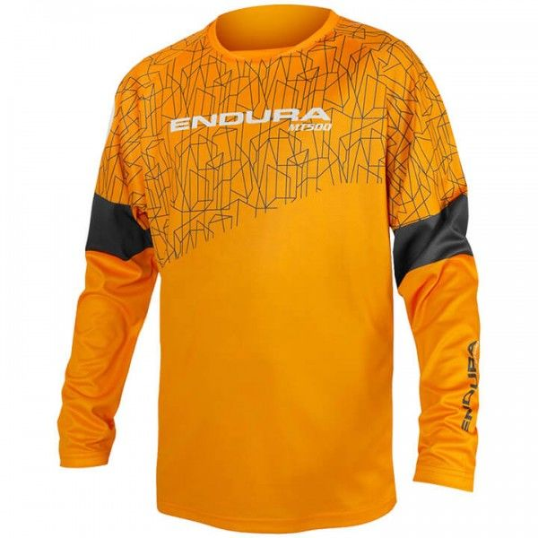 ENDURA Kinder Langarmtrikot MT500JR T II Long Sleeve Jersey