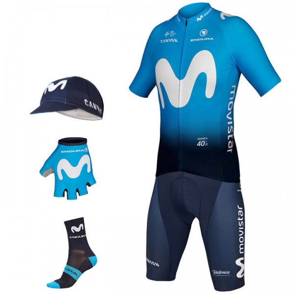 MOVISTAR TEAM 2019 Maxi-Set (5 pieces)