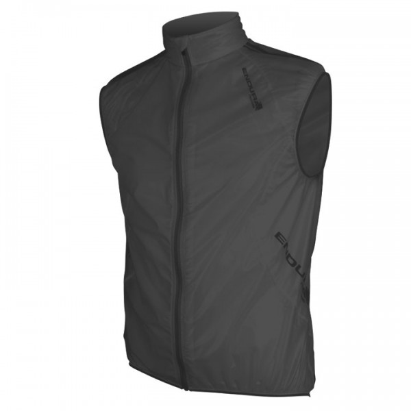ENDURA PRO Adrenalin Race Cape Cycling Vest black