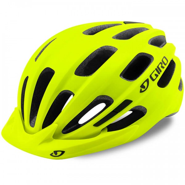 GIRO Register 2019 Cycling Helmet neon yellow