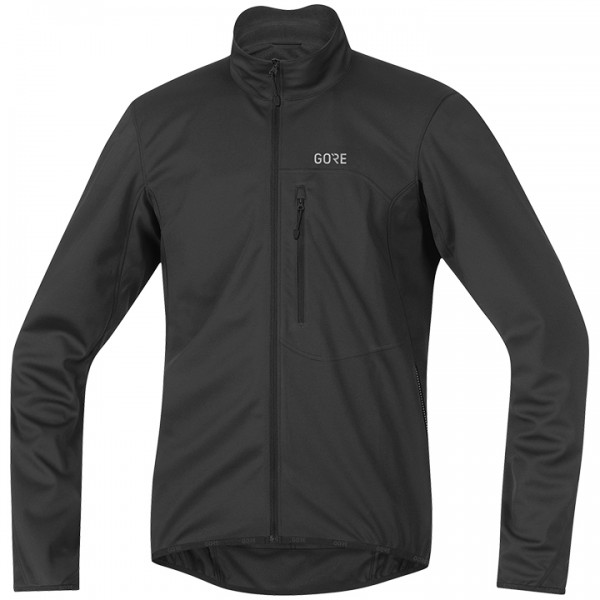 GORE C3 Gore Windstopper Thermo Winter Jacket black
