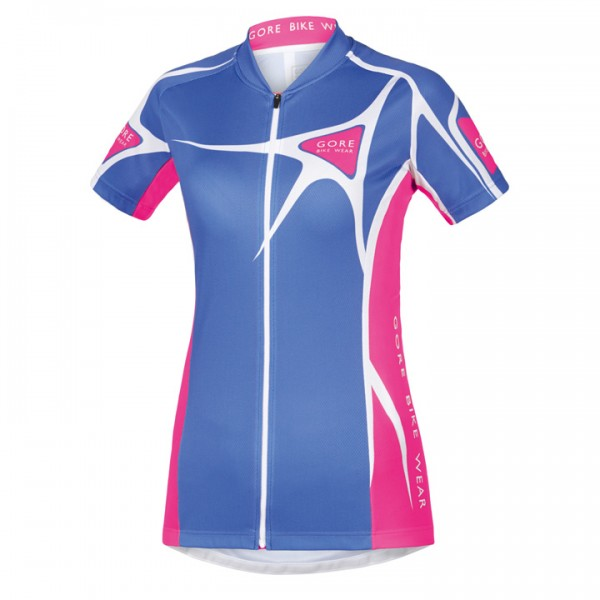 GORE Element Adrenaline 2.0 Jersey, blue-pink
