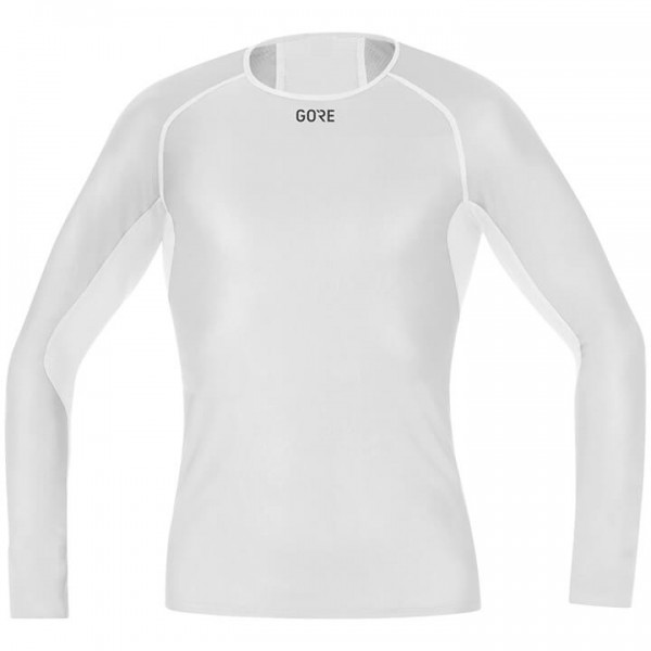 GORE M Gore Windstopper Long Sleeve Base Layer