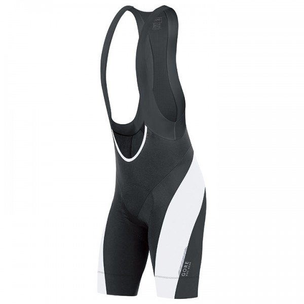 GORE Oxygen 2.0 Bib Shorts white - black