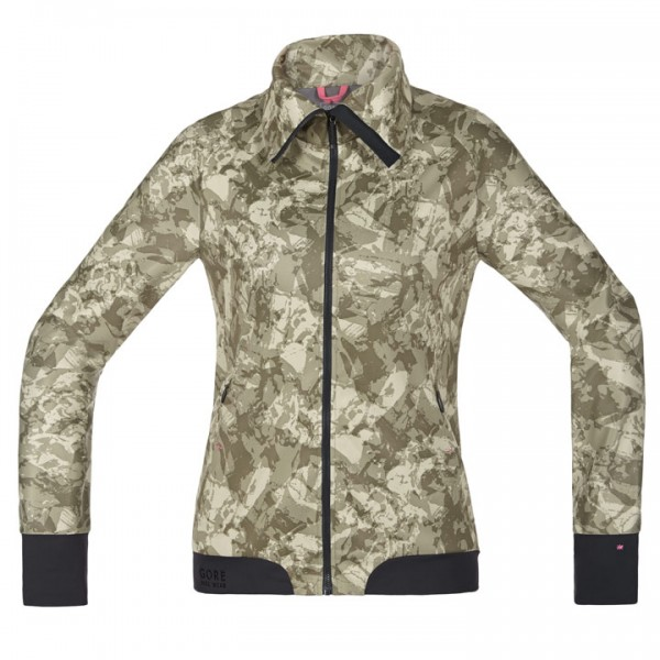 GORE Power Trail Wind Jacket, camouflage