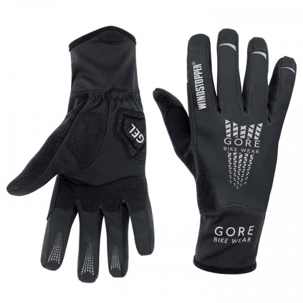 GORE Xenon 2.0 SO Full Finger Gloves, black