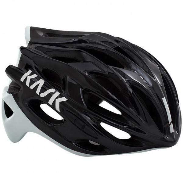 KASK Mojito X 2019 Road Bike Helmet white - black