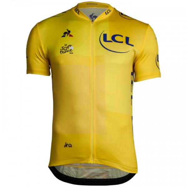 Tour de France 2018 Short Sleeve Jersey